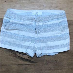 Joie cotton shorts